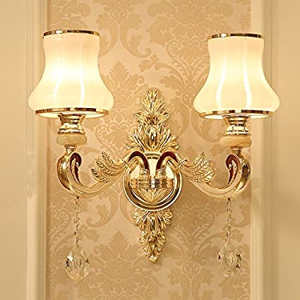 wall lighting living room. Perfect Living YYHAOGE Wall Lamps Living Room Background Light Crystal Lamp  Bedroom Air Through The Walls Throughout Lighting