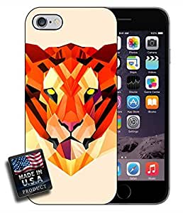 Pixel Tiger iPhone 6 Hard Case by mcsharks