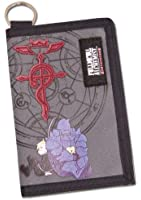 Great Eastern Entertainment Full Metal Alchemist Brotherhood Ed& Al SD Wallet