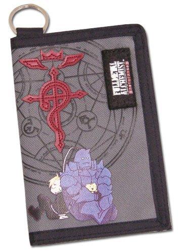 - Great Eastern Entertainment Full Metal Alchemist Brotherhood Ed& Al SD Wallet