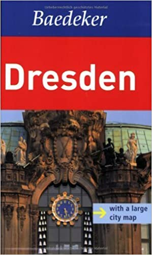 Book Dresden Baedeker Guide (Baedeker: Foreign Destinations) by Baedeker (2012)