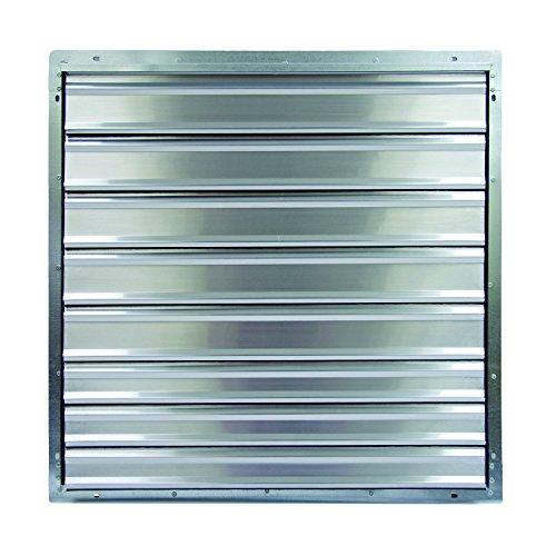 - TPI CES24 Aluminum Heavy Duty Shutter for 24