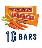 Larabar Gluten Free Bar, Carrot Cake, 1.6 oz Bars (16 Count)