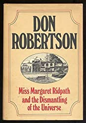 Miss Margaret Ridpath and the Dismantling of the Universe