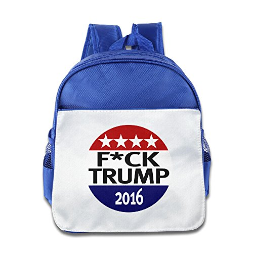 Momini Fuck Trump 2016 Children School Backpack