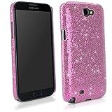 iPad mini 1st Gen Case, BoxWave® [Glamour & Glitz Case] Slim, Snap-On Glitter Cover for Apple iPad mini 1st Gen - Princess Pink