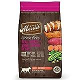 Merrick Grain Free Real Turkey & Sweet Potato Dry Dog Food, 25 lbs.