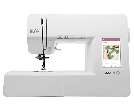 Alfa SMART Electric Sewing Machine [Instructions May Not Be In New Alfa Model 50 Sewing Machine