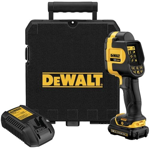 DEWALT DCT416S1 12-Volt Max Imaging Thermometer Kit