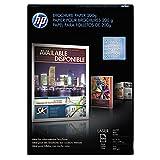 HP Q8824A Laser Paper, 8-1/2''x11'', 100Shts/PK, Matte/White