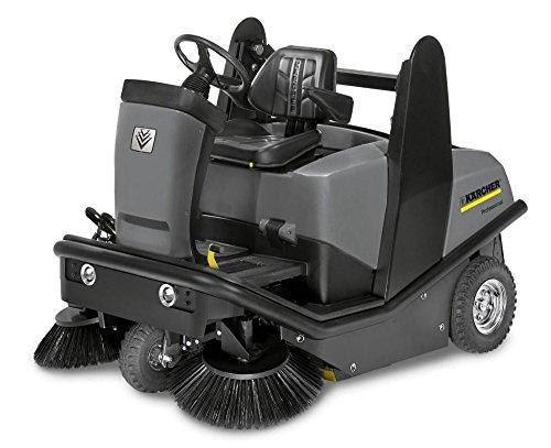 Kärcher KM 120/150 R Bp Commercial Floor Sweeper, Former Demo Unit, 1.511-104.0 Karcher Sweepers