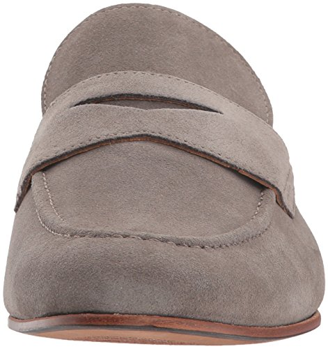Gordon Rush Men's Wilfred Penny Loafer Grey E3f1LAUkZn