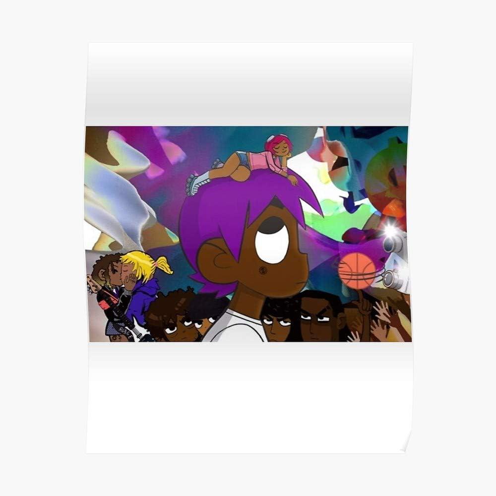 """Lil Uzi Vert Vs The World Lil Uzi Vert Poster Glossy 9/""""//12/""""//16/""""//24/"""""""