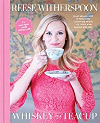 Academy Award–winning actress, producer, and entrepreneur Reese Witherspoon invites you into her world, where she infuses the southern style, parties, and traditions she loves with contemporary flair and charm.Reese Witherspoon's grandmother ...