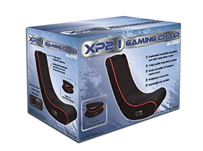 Cohesion XP 2.1 Gaming Chair with Audio