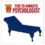 The 15-Minute Psychologist, Anne Rooney, 1782126430