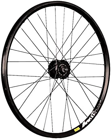 Taylor-Wheels 26 Pulgadas Rueda Delantera Bici XM119D Dinamo buje Frenos Disco: Amazon.es: Deportes y aire libre