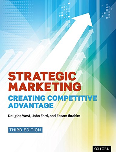 Strategic Marketing: Creating Competitive Advantage ()