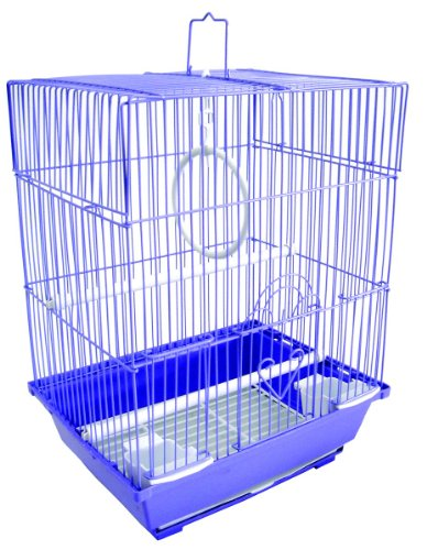 UPC 833775002081, YML Flat Top Medium Parakeet Cage