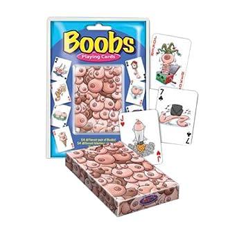 Amazon.com: ozze Boobs jugando a las cartas: Health ...
