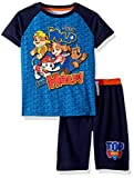 Nickelodeon Toddler Boys' Paw Patrol Crew Neck