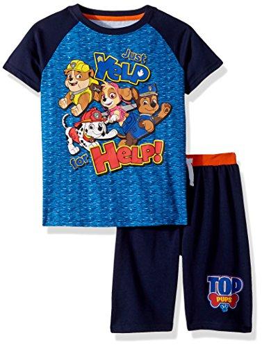Nickelodeon Toddler Boys' Paw Patrol Crew Neck