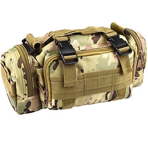 NOOLA Tactical MilitaryBackpack SurvivalArmy RucksackAssault Pack Molle Bag