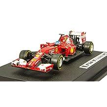 Hot Wheels Heritage Ferrari F2014 Fernando Alonso Vehicle (1:43 Scale)