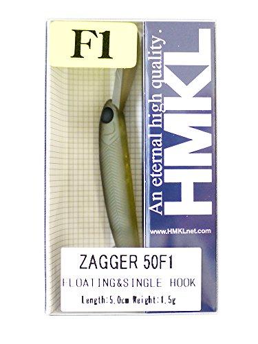 HMKL(ハンクル) ルアー ZAGGER 50 F1 ゴーストフード.の商品画像