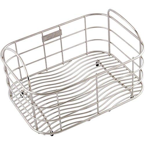 Stainless Steel Rinsing Basket - Elkay LKWRB1209SS Stainless Steel Rinsing Basket
