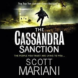 The Cassandra Sanction Audiobook