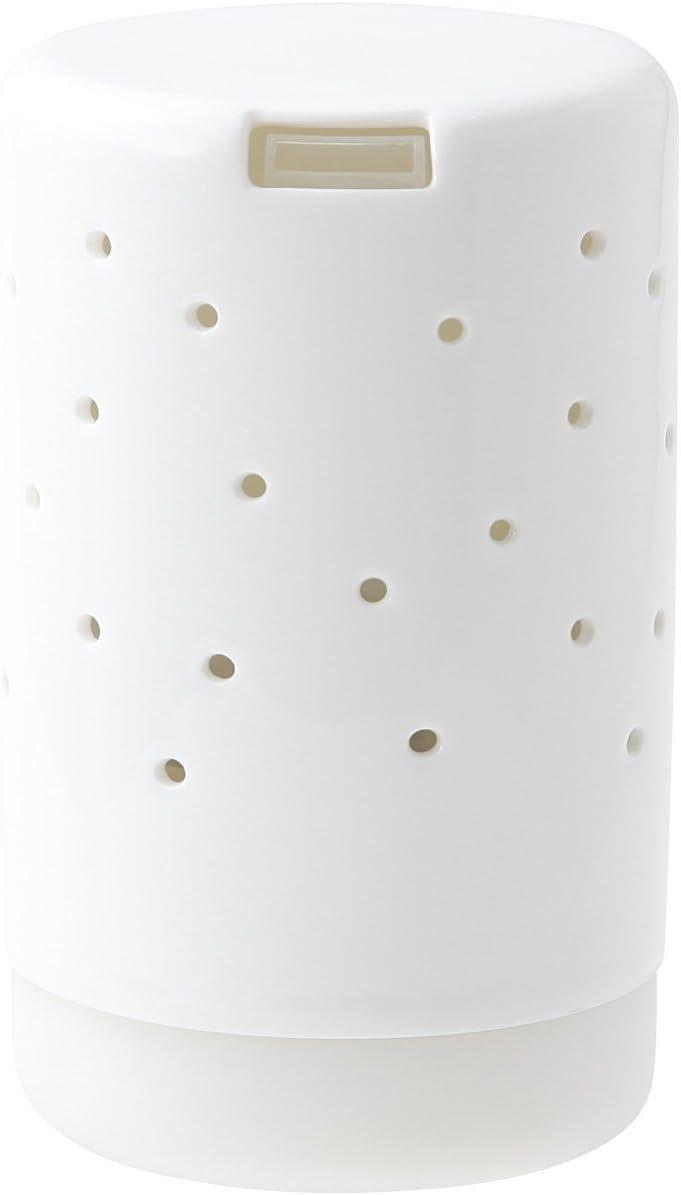 Difusor de aromaterapia ultrasónico de porcelana Muji, 1 onza: Amazon.es: Belleza