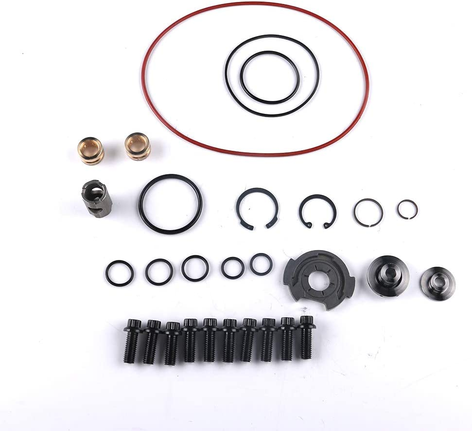 Gofavorland Turbo Severe Duty Charger Rebuild Repair Kit for Ford Powerstroke 6.0L Chevy//GMC Duramax 6.6L Fits 817-1005-002