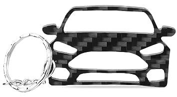 ACF Ford Focus MK3 RS Carbon llavero en calidad premium ...