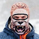 Beardo Balaclava Ski Mask, Lion