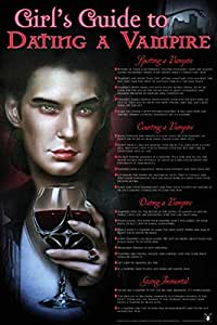 Girl s guide to dating a vampire
