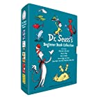 Dr. Seuss's Beginner Book Collection (Cat in the Hat / One Fish Two Fish / Green Eggs and Ham / Hop on Pop, Fox in Socks)