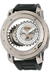 Ritmo Mundo Men's 202 TIT Persepolis Dual-Time Exhibition Automatic Watch