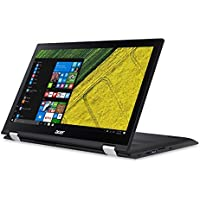 Acer SP315-51-79NT-US Intel Core i7-6500U X2 2.5GHz 12GB 1TB 15.6, Black (Certified Refurbished)