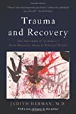 img - for Trauma and Recovery: The Aftermath of Violence--From Domestic Abuse to Political Terror book / textbook / text book