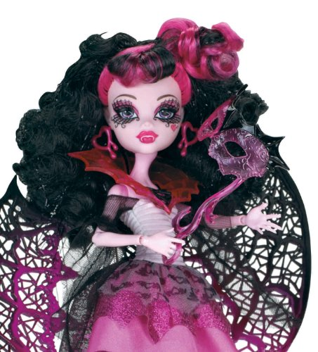 sc 1 st  Amazon.com & Amazon.com: Monster High Ghouls Rule Draculaura Doll: Toys u0026 Games