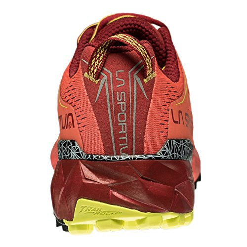 La Sportiva Women's Akyra Woman Trail Running Shoes, Blue, 5 UK Rosa