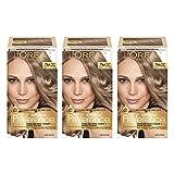 L'Oréal Paris Superior Preference Permanent Hair Color, 7.5A Medium Ash Blonde, 3 Count