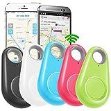 GBD 5 Pack Smart Key Finder Locator for Kids Boys