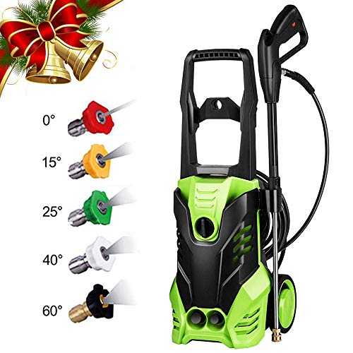 - Schafter ST3 3000 PSI Power Washer, 1800W Pressure Washer, 14.5-Amp Electric Pressure Washer, High Pressure Washer Cleaner Machine for Car/Vehicle/Patio/Driveway/Floor/Wall/Furniture W/ 5 Nozzles