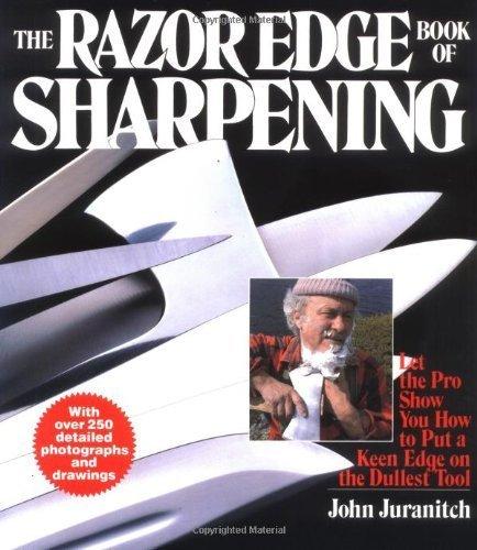 Razor Edge Book Sharpening