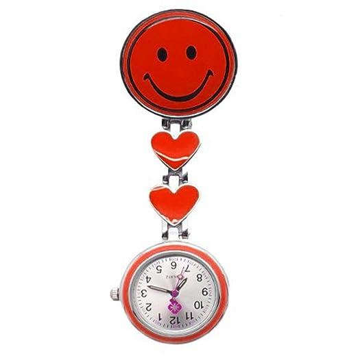 18 opinioni per Collection&Joy Orologio da infermiere con sorriso