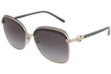 Gafas de Sol Bvlgari SERPENTI BV 6112B Rose Gold/Grey Shaded ...