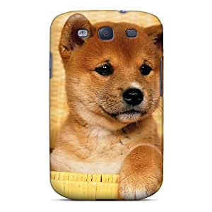 Series Skin Case Cover For Galaxy S3(cute Shiba Inu Puppy)