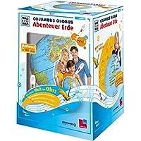 """WAS IST WAS Columbus Globus """"Abenteuer Erde"""": Mit TING-Stift (TING - Spielen, Lernen, Wissen)"""